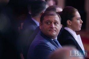 Добкин заявляет, что не собирался снимать свою кандидатуру с выборов