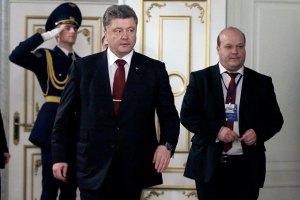 Порошенко не согласился на федерализацию Украины
