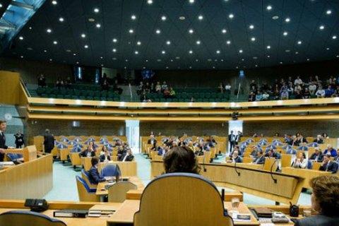 Парламент Нидерландов может рассмотреть отказ отассоциации Украины сЕС