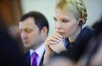 Тимошенко летела чартером из-за опасения за свою жизнь