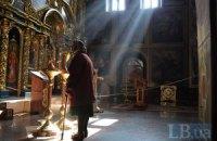 В Луганске террористы обустраивают общежитие в православном храме