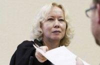 Судью, отпустившую беркутовца Садовника, снова отстранили от должности