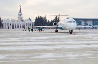 """СБУ: аэропорты на востоке закрывались из-за """"Буков"""" у боевиков"""