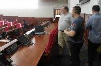 Активисты захватили Киевсовет