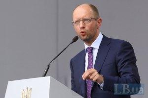 Яценюк после поездки в США рассказал о санкциях против украинских чиновников