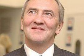 Сегодня киевский мэр принимает подарки
