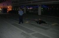 В Киеве на Почтовой площади при покраске коллектора погиб рабочий