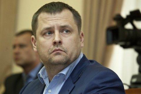 Аппарат Рады признал ошибку в данных о проживании Филатова