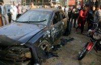При взрыве в Каире погибли 6 полицейских