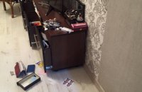 Квартиру нардепа Сусловой в Ирпене ограбили
