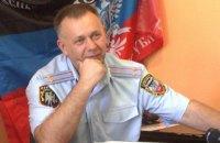 Одного из главарей «МВД ДНР» Мельникова выдворили из России