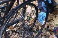В Одессе обнаружили обгоревший труп в инвалидной коляске