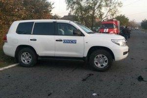 ОБСЕ обнаружила остатки кассетных бомб, которыми обстреливали украинскую территорию