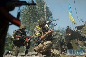 Количество обстрелов позиций украинских военных за сутки уменьшилось