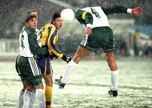 Найхолодніші матчі. Рік 1999-й. Україна - Словенія - изображение 3