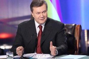 Янукович обещает лично контролировать создание комфортных условий ведения бизнеса