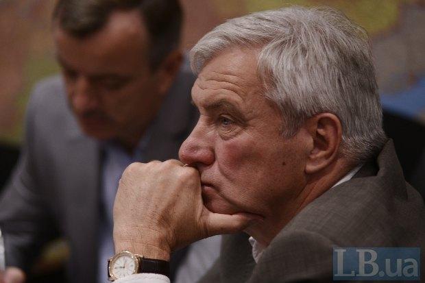 Рада-2012 минус Ющенко