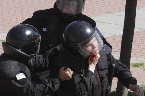 Дело о нападении на ЛГБТ-марш в Киеве закончилось условным сроком