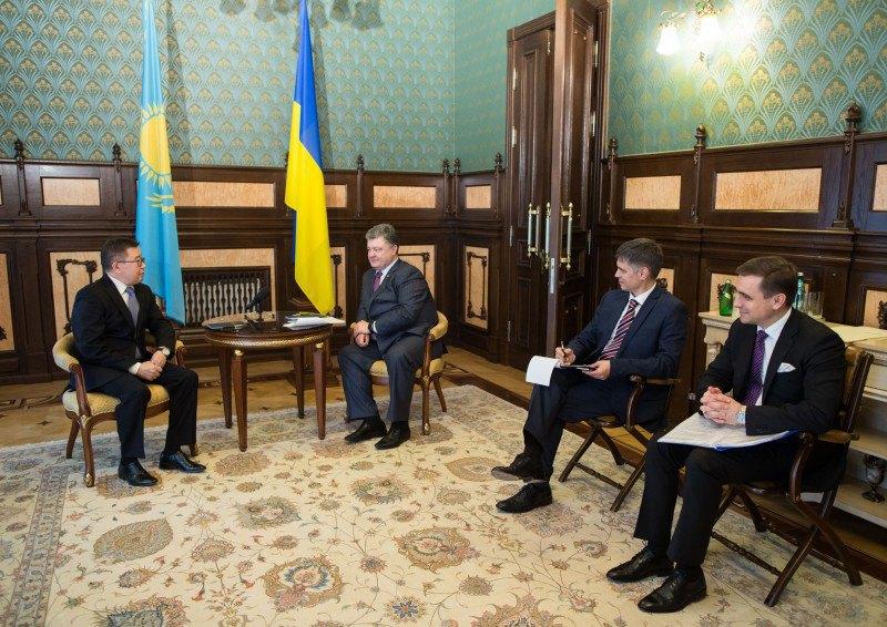 Посол Казахстана Самат Ордабаев