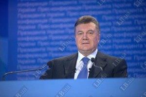 Янукович сподівається, що рідні стіни допоможуть українській збірній