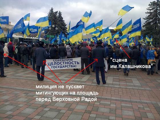 Евромайдан vs «сходнячок»