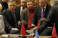 Партия регионов обвиняет коммунистов в том, что они заодно с оппозицией