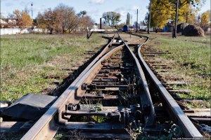 Укрзализныця восстановила взорванный участок железной дороги на Донбассе