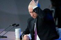 Путин в феврале подсчитал, что экономика России переживет аннексию Крыма