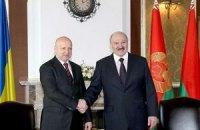 Турчинов и Лукашенко встречаются в Беларуси