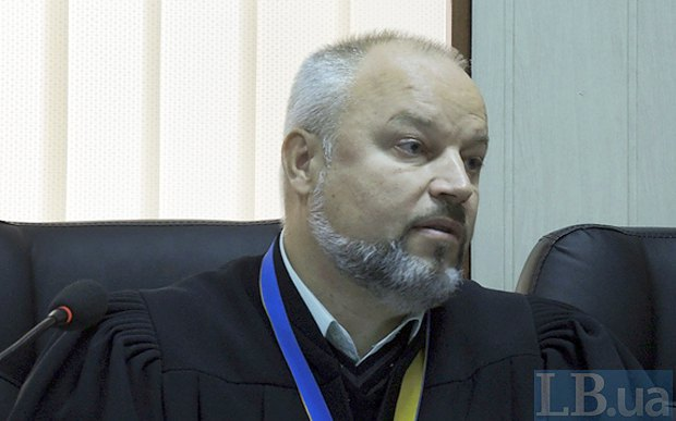 Судья Дячук Сергей Иванович