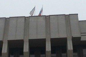 В захваченном Совете Крыма в 14:00 начнется сессия