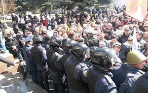 В Мариуполе захватили прокуратуру