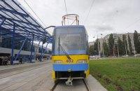 В Одессе презентовали проект скоростного трамвая