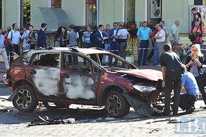 В авто Шеремета сработало взрывное устройство мощностью до 600 г в тротиловом эквиваленте, - Шкиряк