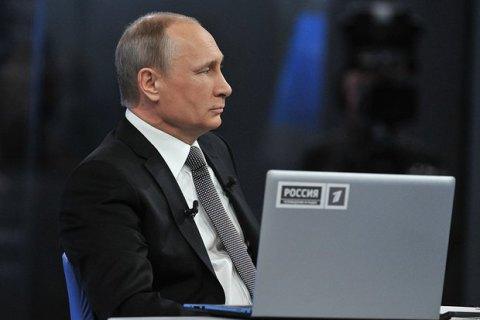 Урезиденції Путіна посилили заходи секретності