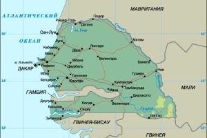 Сенегал намерен расширить сотрудничество с Украиной