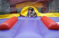 В Киеве начинают практиковать физкультурную 3С терапию для особенных детей