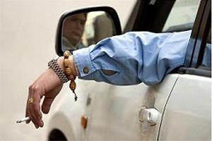 НУ-НС предлагает запретить водителям курить