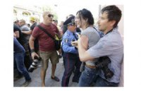 Адвокат избитых журналистов: Титушко должен сесть на 4 года