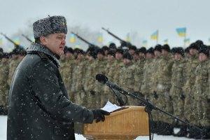 Рада отдала Президенту право назначать командующего Нацгвардией
