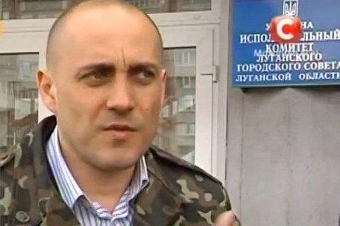 Суд випустив з-під варти одного зекс-ватажків «ЛНР» Корсунського