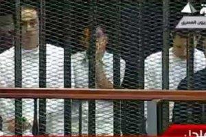Египетский суд постановил освободить сыновей Мубарака