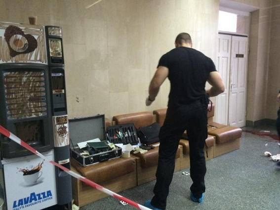 Мужчину убили вродильном отделении киевской клиники из-за барсетки