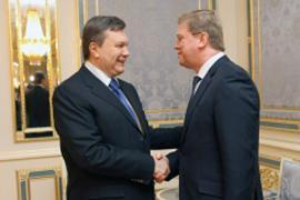 Янукович - еврокомиссару: мы сделали много для утверждения свободы и демократии
