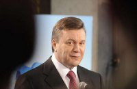 Янукович отказался общаться с журналистами после круглого стола