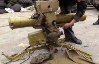Боевики в Славянске установили противотанковые ракетные комплексы