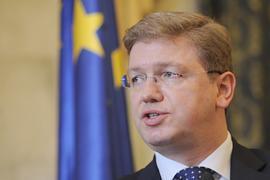 Еврокомиссар обеспокоен сворачиванием демократии в Украине