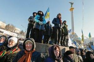 Майдан завтра будет пикетировать Верховную Раду