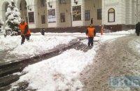 Александр Попов: «Киевляне должны сами убирать снег!»