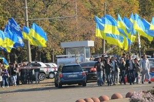 Регионалы намерены вывести 10 тыс. человек на антифашистский марш в Одессе